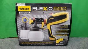 Wagner Spraytech 0529010 Flexio 590 Handheld Hvlp Paint Sprayer ss2050124