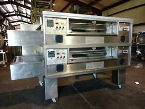 Middleby Marshall Ps570g Pizza Oven Conveyor Nat Gas 208 240 V 1phase Tested