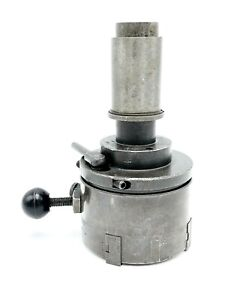 Geometric Die Chaser Head 1 d With 4 Chasers 5 16 18 installed Shank 1 1 4