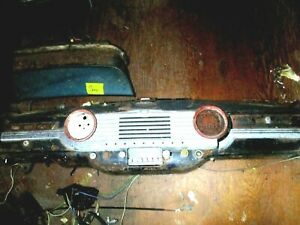 1941 1942 1946 1947 1948 Chevy Sedan Coupe Dash Mostly Complete