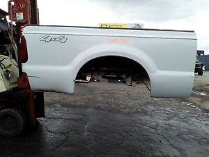 3hrstrp Ford F250 Short Bed Box Truck Super Duty 99 10 White 110920