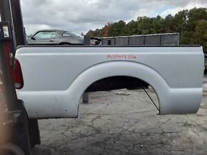 Albany F250 Super Duty Oxford White Truck Bed Box Short Ford 1999 16 110920