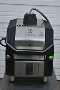 2016 Electrolux Hspp1brt Single Commercial Panini Press With Ribbed Plate