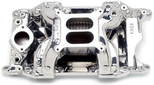 Edelbrock 75764 Rpm Air Gap Intake Manifold