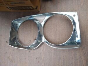 1965 Mercury Comet Headlight Left Bezel