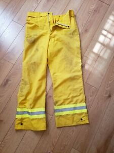 Wildland Firefighter Pants Transcon W reflector Stripes Size L