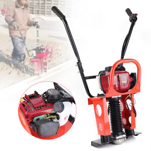 37 7cc 4 Stroke Gas Concrete Vibrator Wet Screed Power Screed Cement Vibrating