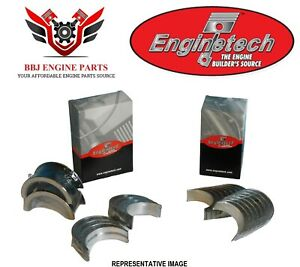 Chevy Bbc 396 402 427 454 Enginetech Rod And Main Bearings Set 1965 2000