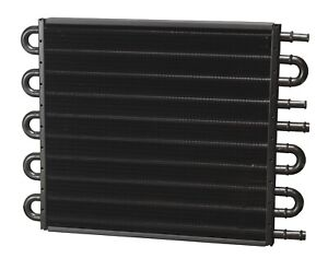 Derale 13302 Engine Oil And Automatic Transmission Oil Cooler