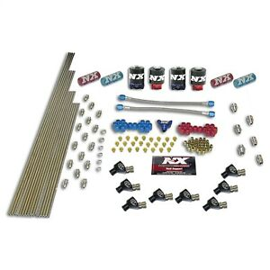 Nitrous Express 13388 Direct Port Plumbing Kit