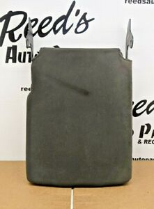 07 14 Gm Truck Suv Center Jump Seat Lower Bottom Cushion 180122 Black