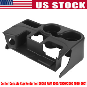 Center Console Cup Holder For Dodge Ram 1500 2500 3500 1999 2001 Us Local Stock