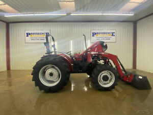 2013 Case 65a Farmall With L540 Loader With Quick Attach Bucket