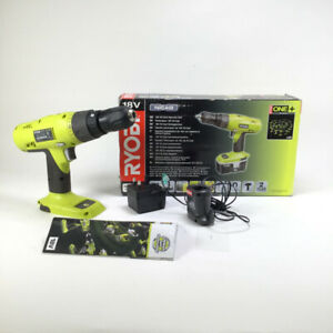 Ryobi Chi18021n 18n Ni cad Hammer Drill incomplete Chi 1802p New Nfp