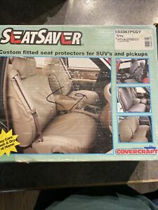 Covercraft Custom Seatsavers Duck Weave 2005 07 Nissan Titan