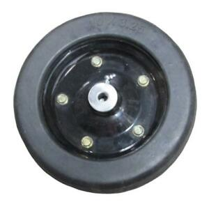 Replacement Finishing Mower Wheel 10 x3 25 1 2 Axle Hole For Many Makes models