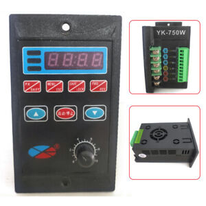 220v Single Phase To 3 three Phase Output Frequency Converter Ac Motor