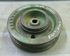 H91621 Used Pulley For John Deere 6620 22 7720 21 8820 Combine