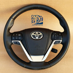 Toyota Camry Corolla Axio Altis Steering Wheel With Media Contol Oem Jdm Used