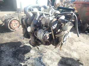 2003 Nissan Ud Fd46ta Turbo Diesel Engine Runs Mint Fd 46ta Fd46 Truck