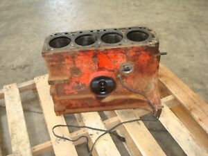Ford 800 Tractor Engine Block 310609