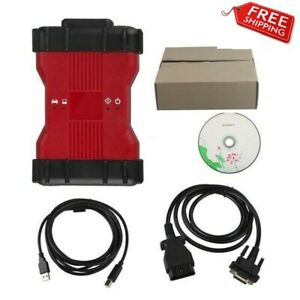 Vcm2 Diagnostic Scanner For Ford For Mazda Vcm Ii Ids New Free Shipping