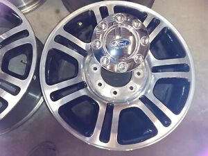 Factory 20 Inch Wheels F250 f350