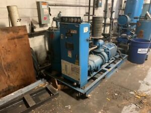 Quincy 350 Water Cooled Air Compressor