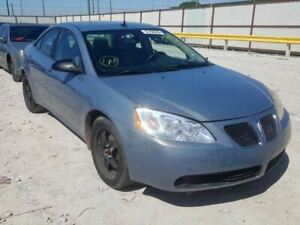 Front Bumper Gt 4 Grille Openings Chrome Fits 06 09 G6 1142533