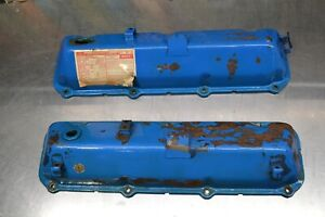 Ford 429 460 Power By Ford Valve Covers Bbf Big Block Ford F 250 F 350 7 0 7 5
