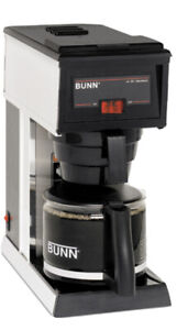 Bunn Coffee Maker Commercial A 10 Series