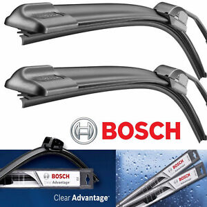Bosch Clear Advantage Beam Wiper Blade Set Of 2 Front 24 22