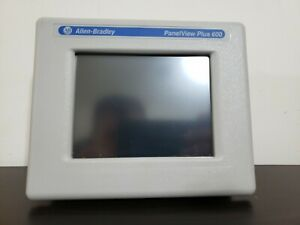 Allen Bradley 2711pc t6c20d8 Fw 8 0 Panelview Plus 6 tested