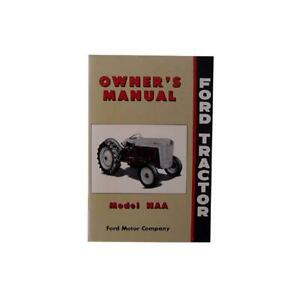 1115 1510 Owners Manual Fits Ford fits New Holland