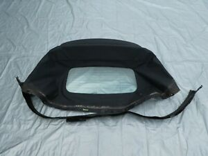 1990 2005 Mazda Miata Mx 5 Convertible Roof Top Black Plastic Window 3