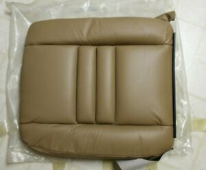 Nos 94 98 Mustang Gt Tan Leather Rear Back Seat Upper Cushion F4zz6366600cat