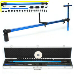 Universal High Precision 2d Measuring System For Auto Body Frame Tram Gauge New