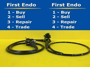 Olympus Gif 100 Gastroscope Endoscope Endoscopy 833 s32 _