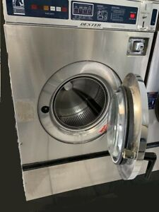 Dexter T300 Washer 20lb Stainless Steel Wcn18