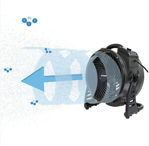 Xpower M 25 Axial Air Mover W Ozone Generator