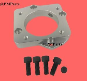 Fit K series Rbc Intake Manifold To B series Throttle Body Adapter Plate