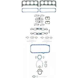 Fel Pro Engine Gasket Set Full Small Block Chevy Kit Bse2601478