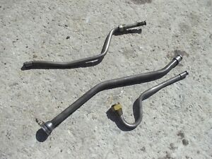 Ford 881 800 Select O Speed Tractor Original 3 Oil Lines Line