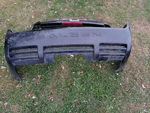 2005 2009 Ford Mustang Saleen S281 Rear Bumper And Spoiler Original