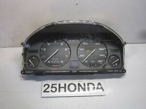 1993 1995 Acura Legend 6 Speed Type 2 Instrument Cluster Oem Jdm Ka7 Ka8 Rare