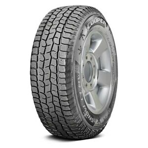 Cooper Set Of 4 Tires 265 70r16 T Discoverer Snow Claw