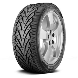 General Set Of 4 Tires 255 65r16 H Grabber Uhp All Season Performance