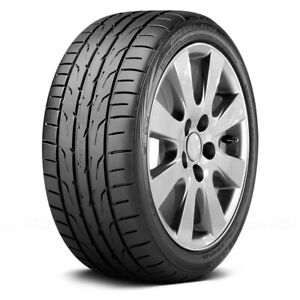 Dunlop Set Of 4 Tires 205 55r16 V Direzza Dz102 Summer Performance