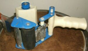 Uline 3 Inch Tape Gun H596 Industrial Side Loader Tape Gun Dispenser 3 Inch