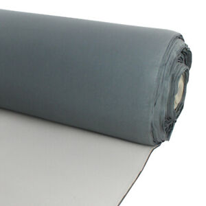 Grey Headliner Fabric Vehicle Roof Lining Remedy Dirty Torn Sagging 36 X 60